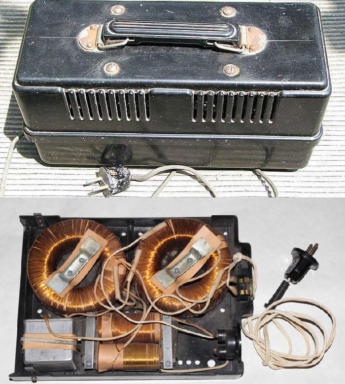 феррорезонансный стабилизатор, устройство, внешний вид